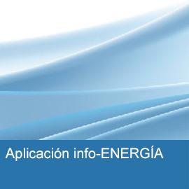 Aplicación INFO-Energía