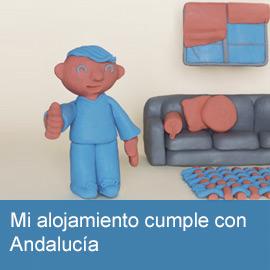 Mi alojamiento cumple con Andalucía