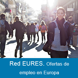 Red EURES. Ofertas de empleo en Europa