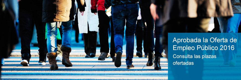 Aprobada la Oferta de Empleo Público 2016
