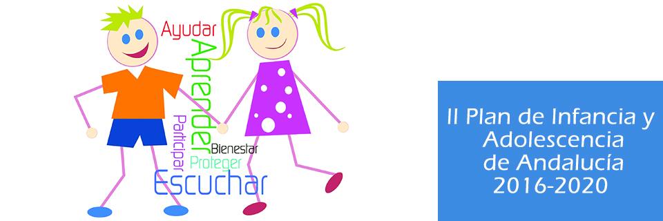 II Plan de Infancia y Adolescencia de Andalucía