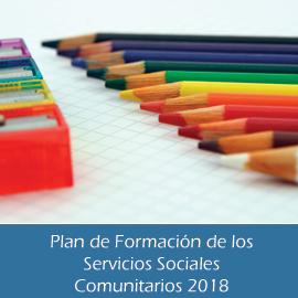 Plan de formación de los servicios sociales comunitarios