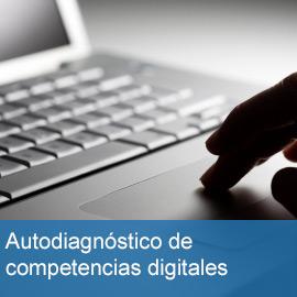 Autodiagnóstico de competencias digitales