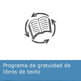 Programa de gratuidad de libros de texto