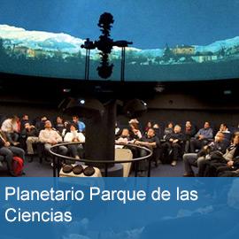 Planetario Parque de las Ciencias