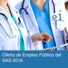 Oposiciones SAS 2016