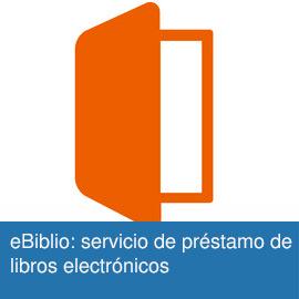 eBiblio: servicio de préstamo de libros electrónicos
