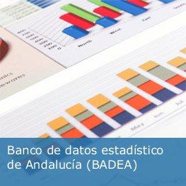 Banco de datos estadístico de Andalucía (BADEA)