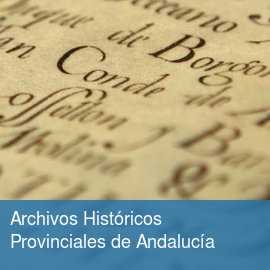 Archivos Históricos Provinciales de Andalucía