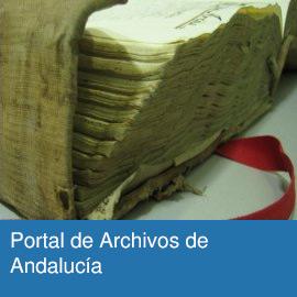 Portal de Archivos de Andalucía