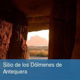 Sitio de los Dólmenes de Antequera, Patrimonio Mundial de la UNESCO