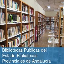 Bibliotecas Públicas del Estado-Bibliotecas Provinciales