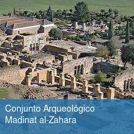 Conjunto Arqueológico Madinat al-Zahara