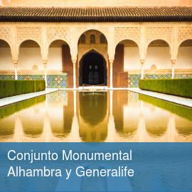 Conjunto Monumental de la Alhambra y Generalife