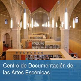 Centro de Documentación de las Artes Escénicas
