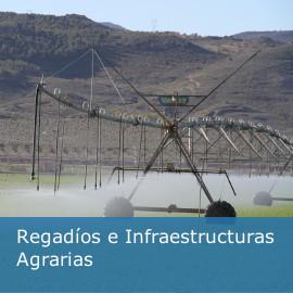 Regadíos e infraestructuras agrarias