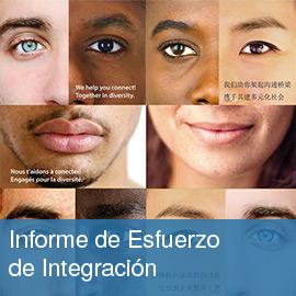 Informe de esfuerzo de integrción