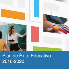 Plan de Éxito Educativo 2016-2020