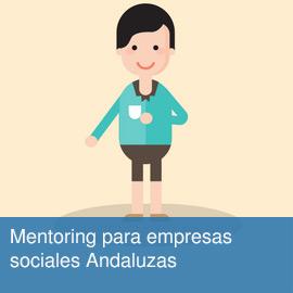 Mentoring para empresas sociales Andaluzas