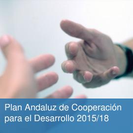 Plan Andaluz de Cooperación para el Desarrollo 2015/18