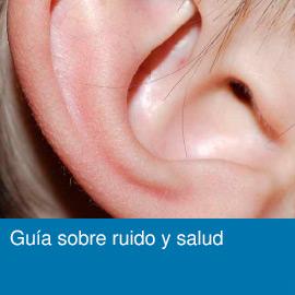 Guía sobre ruido y salud