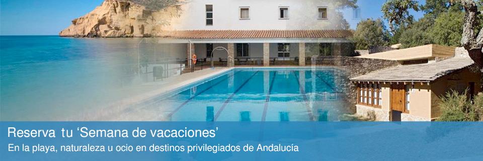 Reserve su 'Semana de vacaciones'