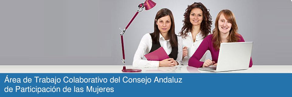 Área de Trabajo Colaborativo del Consejo Andaluz de Participación de las Mujeres