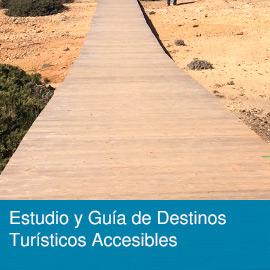 Estudio y Guía de Destinos Turísticos Accesibles