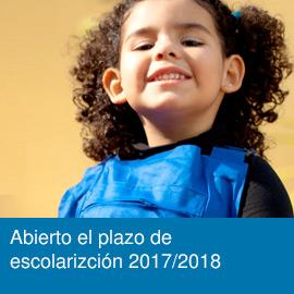 Escolarización 2017