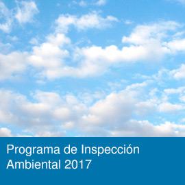 Programa de Inspección Ambiental 2017