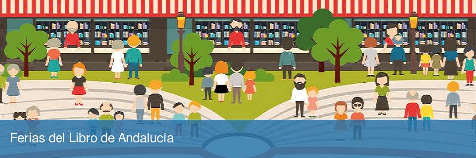 Ferias del Libro de Andalucía