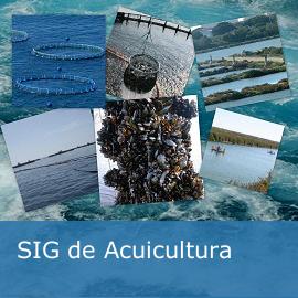 SIG de Acuicultura