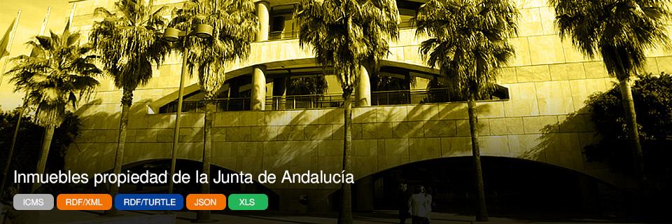 Inmuebles propiedad de la Junta de Andalucía