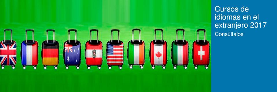 Cursos de idiomas en el extranjero 2017