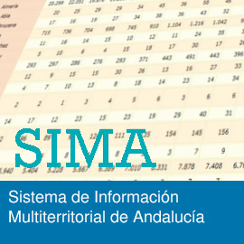 SIMA: Sistema de Información Multiterritorial de Andalucía