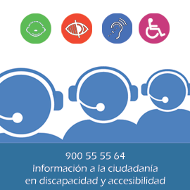 Información a la ciudadanía accesibilidad