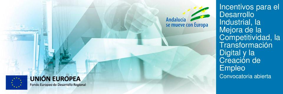Incentivos para el Desarrollo Industrial, la Mejora de la Competitividad, la Transformación Digital y la Creación de Empleo