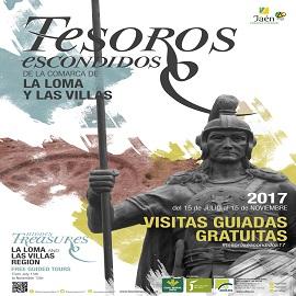 """Campaña Turística """"Tesoros Escondidos de la Comarca de La Loma y Las Villas"""""""