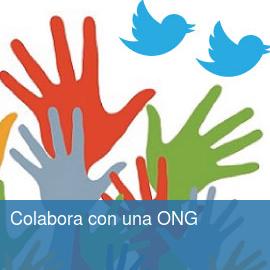 Colabora con una ONG
