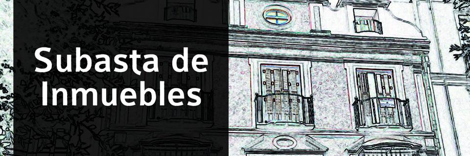 Subasta de 11 bienes inmuebles localizados en las provincias de Cádiz y Jaén