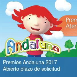 Premios Andaluna 2017