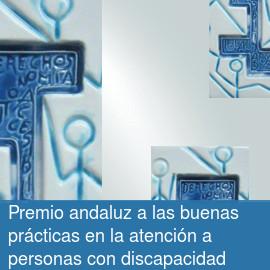 Premio Andaluz a las Buenas Prácticas en la Atención a las Personas con Discapacidad