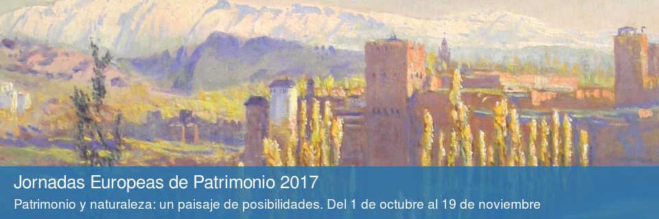 Jornadas Europeas de Patrimonio 2017