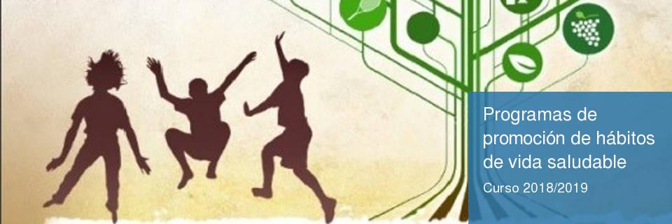 Programas de promoción de hábitos de vida saludable