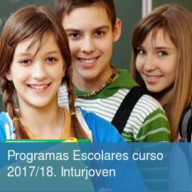 Programas Escolares curso 2017/18