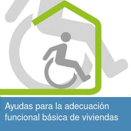 Ayudas para la adecuación funcional básica de viviendas