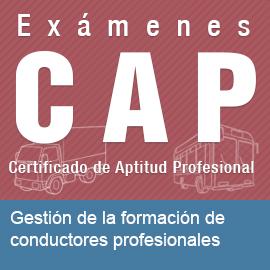 Exámenes CAP