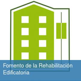 Fomento a la Rehabilitación Edificatoria