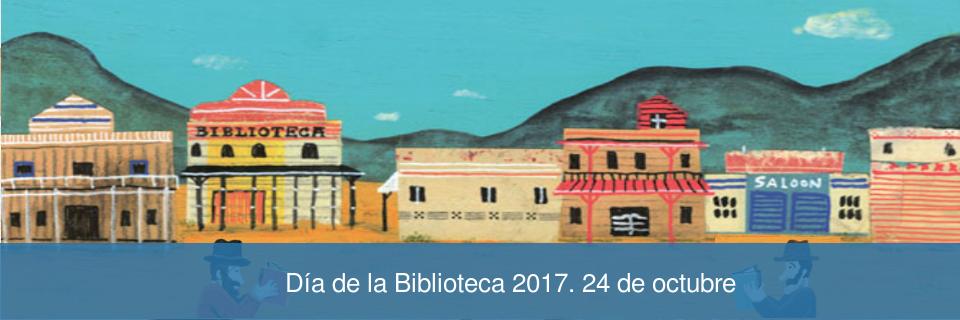 Día de la Biblioteca 2017. 24 de octubre