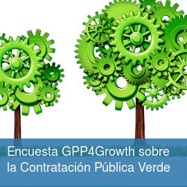 Encuesta GPP4Growth sobre la Contratación Pública Verde